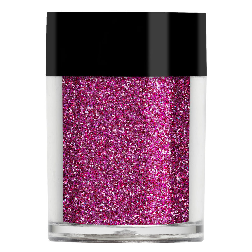 Lecenté Boysenberry Holographic Glitter