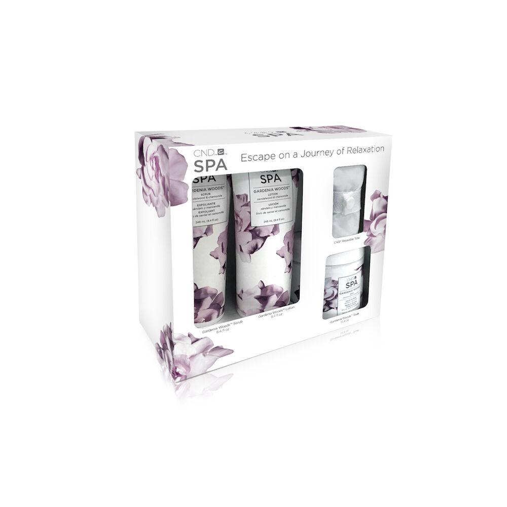 CND SPA Gardenia Woods™ SPA Csomag