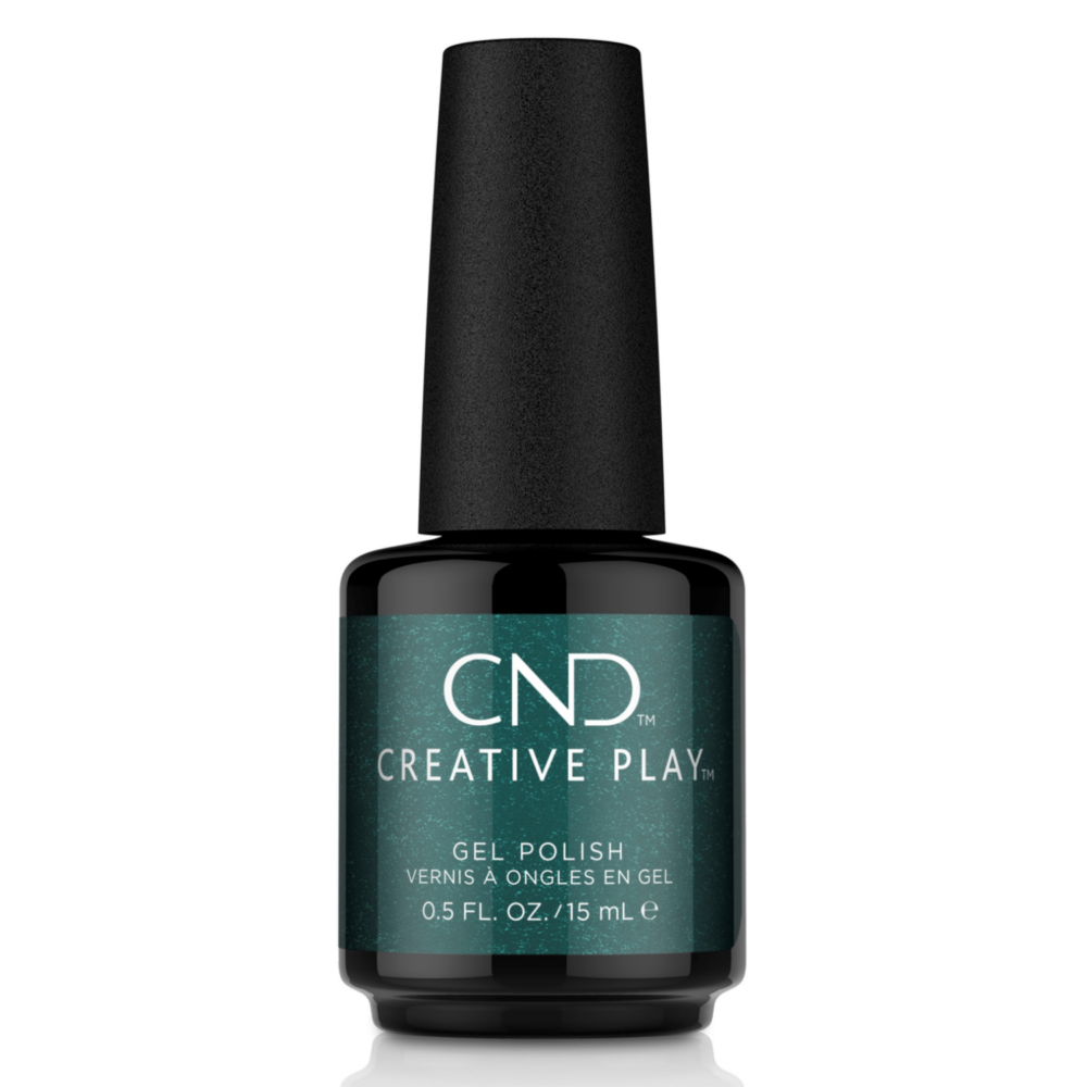 Creative Play Gel Polish #533 Envied Green