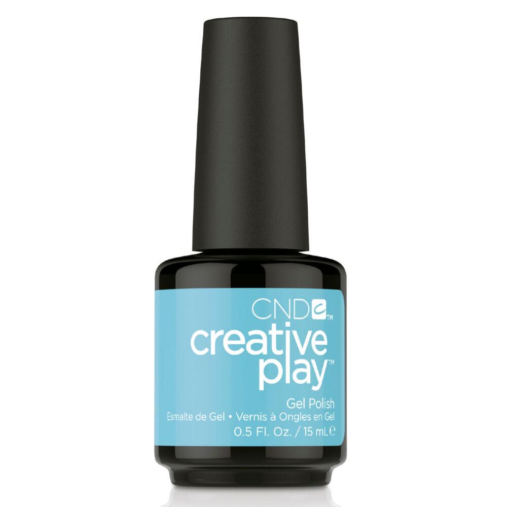 Creative Play Gel Polish gél lakk #492 Amuse Mint 15 ml