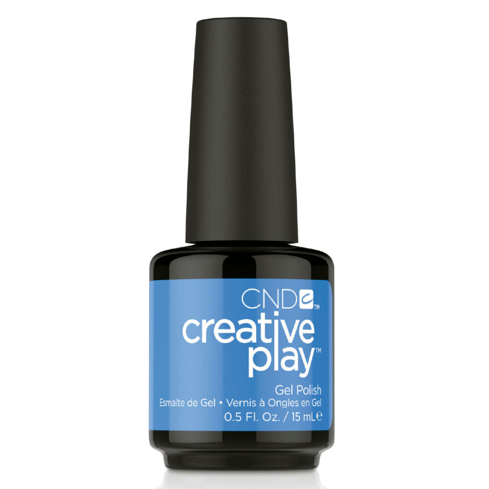 Creative Play Gel Polish gél lakk #493 Aquaslide 15 ml