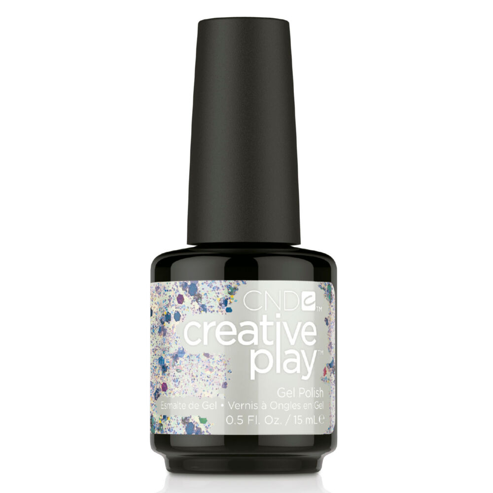 Creative Play Gel Polish gél lakk #498 Bling Toss 15 ml