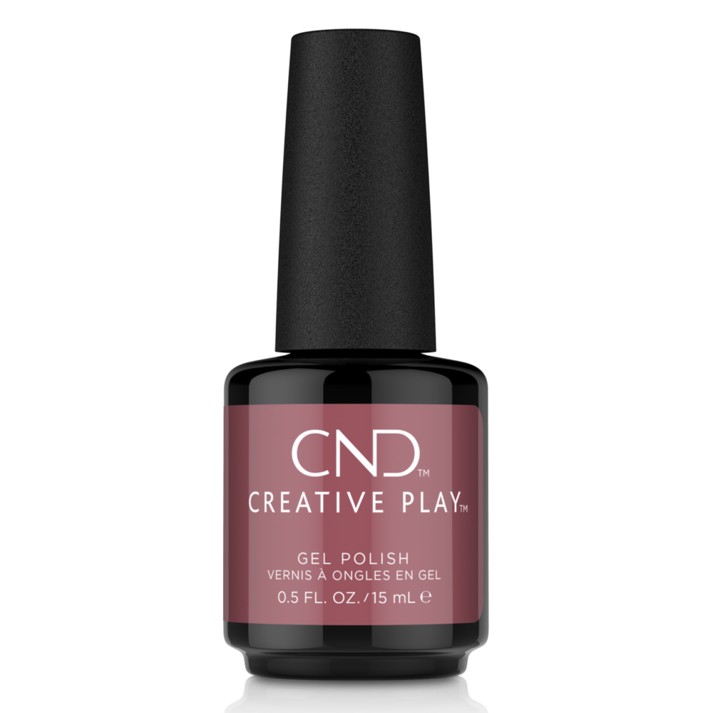 Creative Play Gel Polish gél lakk #538 Drumbeat 15 ml
