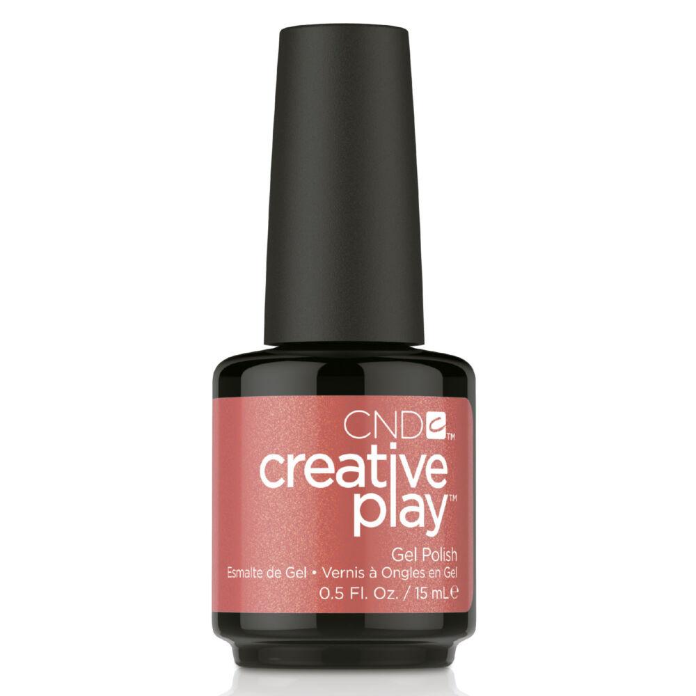 Creative Play Gel Polish gél lakk #417 Bronzestellation 15 ml
