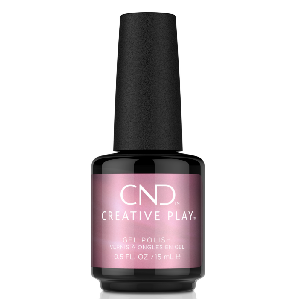 Creative Play Gel Polish gél lakk #458 I Like To Mauve It 15 ml