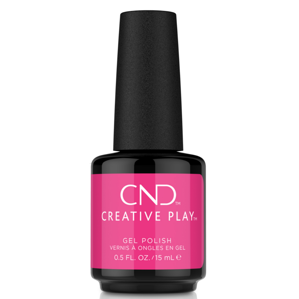 Creative Play Gel Polish #523 Magenta Pop 15ml