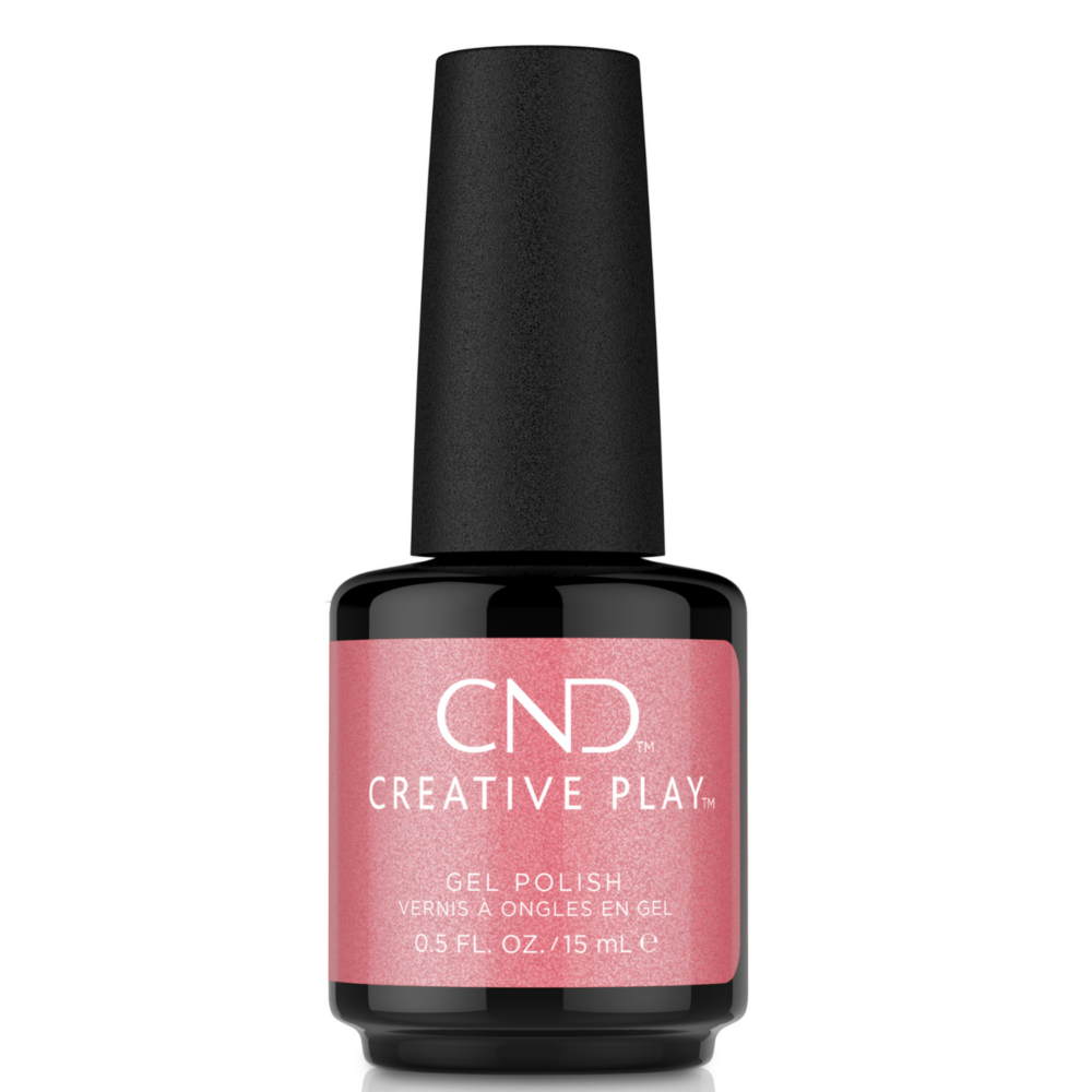 Creative Play Gel Polish #528 Pink Intensity 15 ml