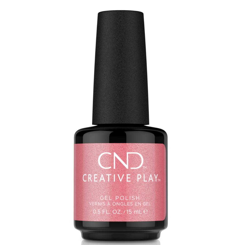 Creative Play Gel Polish gél lakk #528 Pink Intensity 15 ml