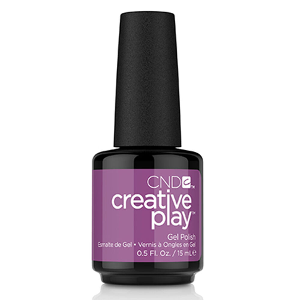 Creative Play Gel Polish gél lakk #518 Charged 15 ml