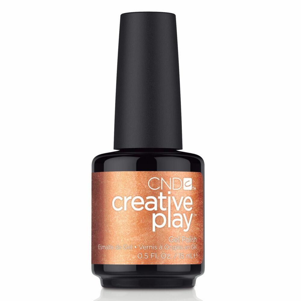 Creative Play Gel Polish #509 Bronze Brust 15 ml