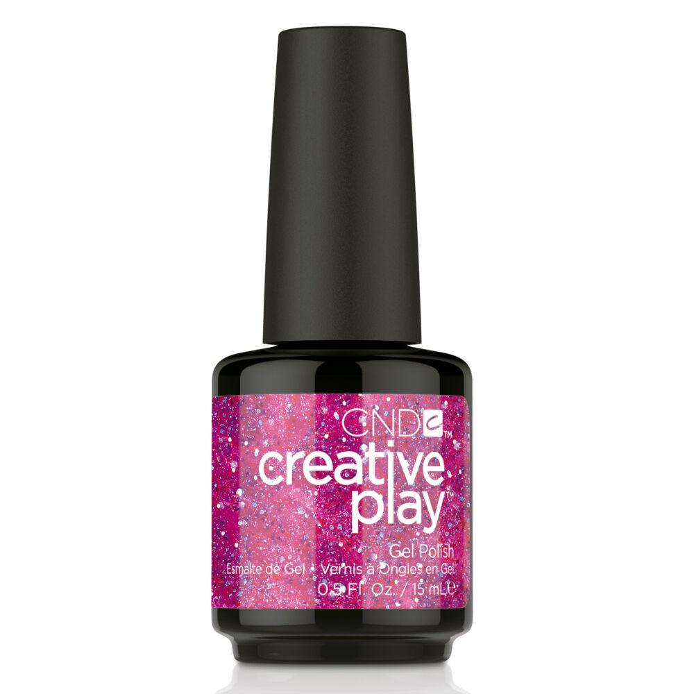 Creative Play Gel Polish gél lakk #479 Dazzleberry 15 ml