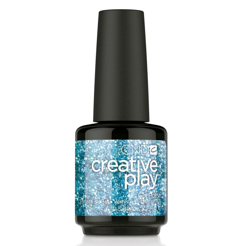 Creative Play Gel Polish #502 Express Ur Em-Oceans 15 ml