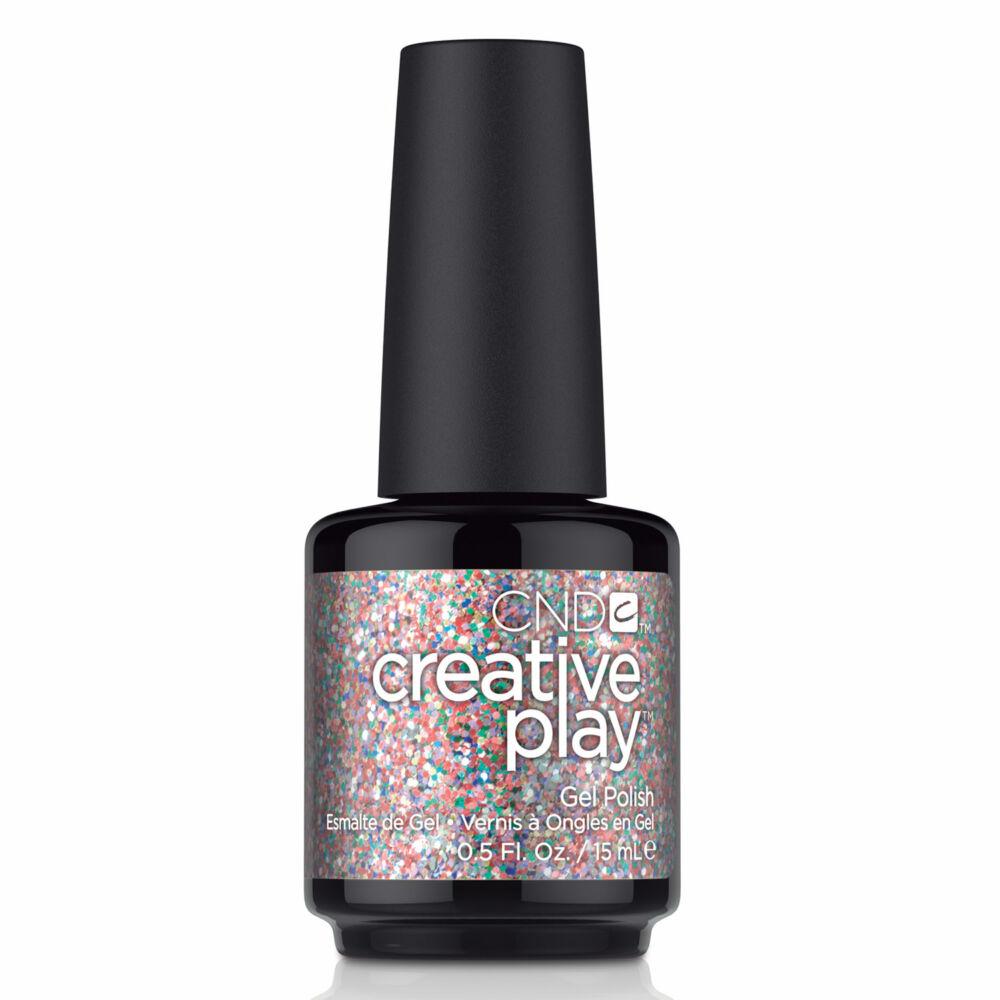 Creative Play Gel Polish gél lakk #510 Flashy Affair 15 ml