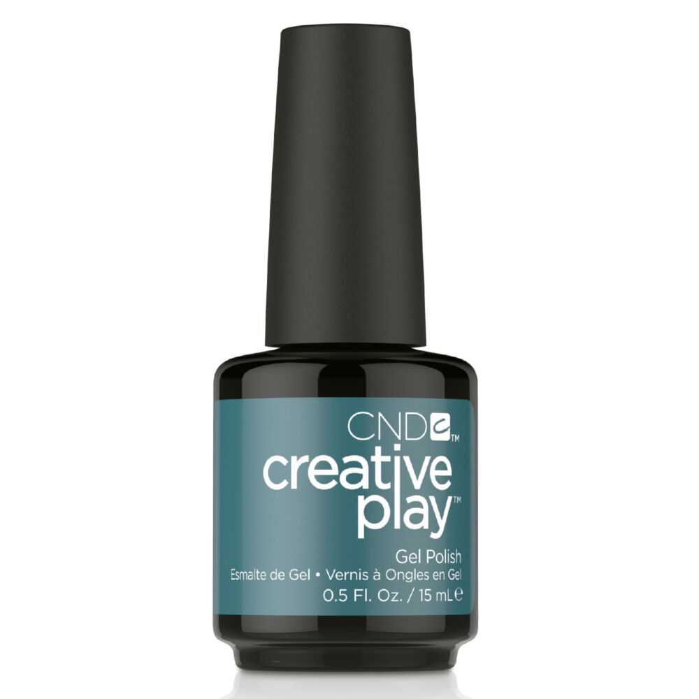 Creative Play Gel Polish #432 Head Over Teal 15 ml