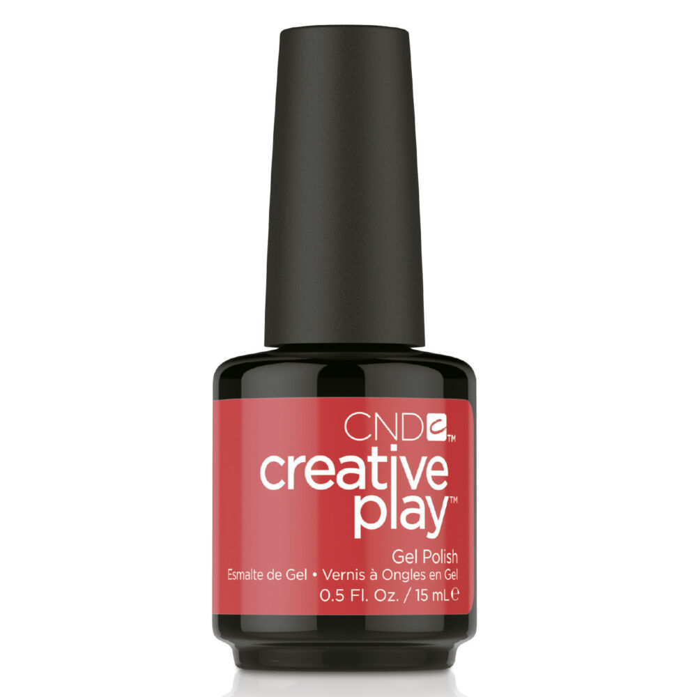 Creative Play Gel Polish #453 Hottie Tomattie 15 ml
