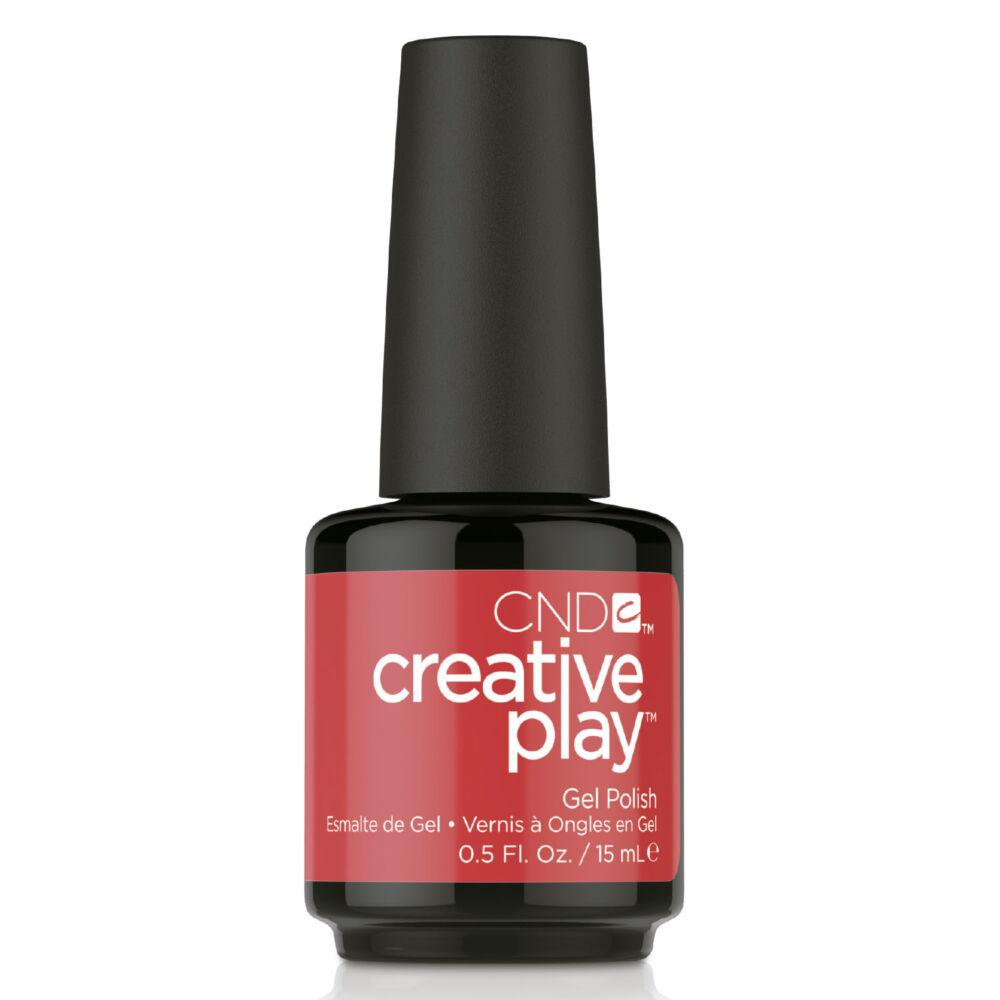 Creative Play Gel Polish gél lakk #453 Hottie Tomattie 15 ml