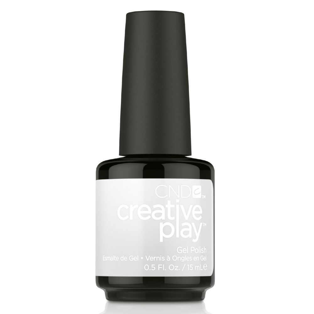 Creative Play Gel Polish gél lakk #452 I Blanked Out 15 ml