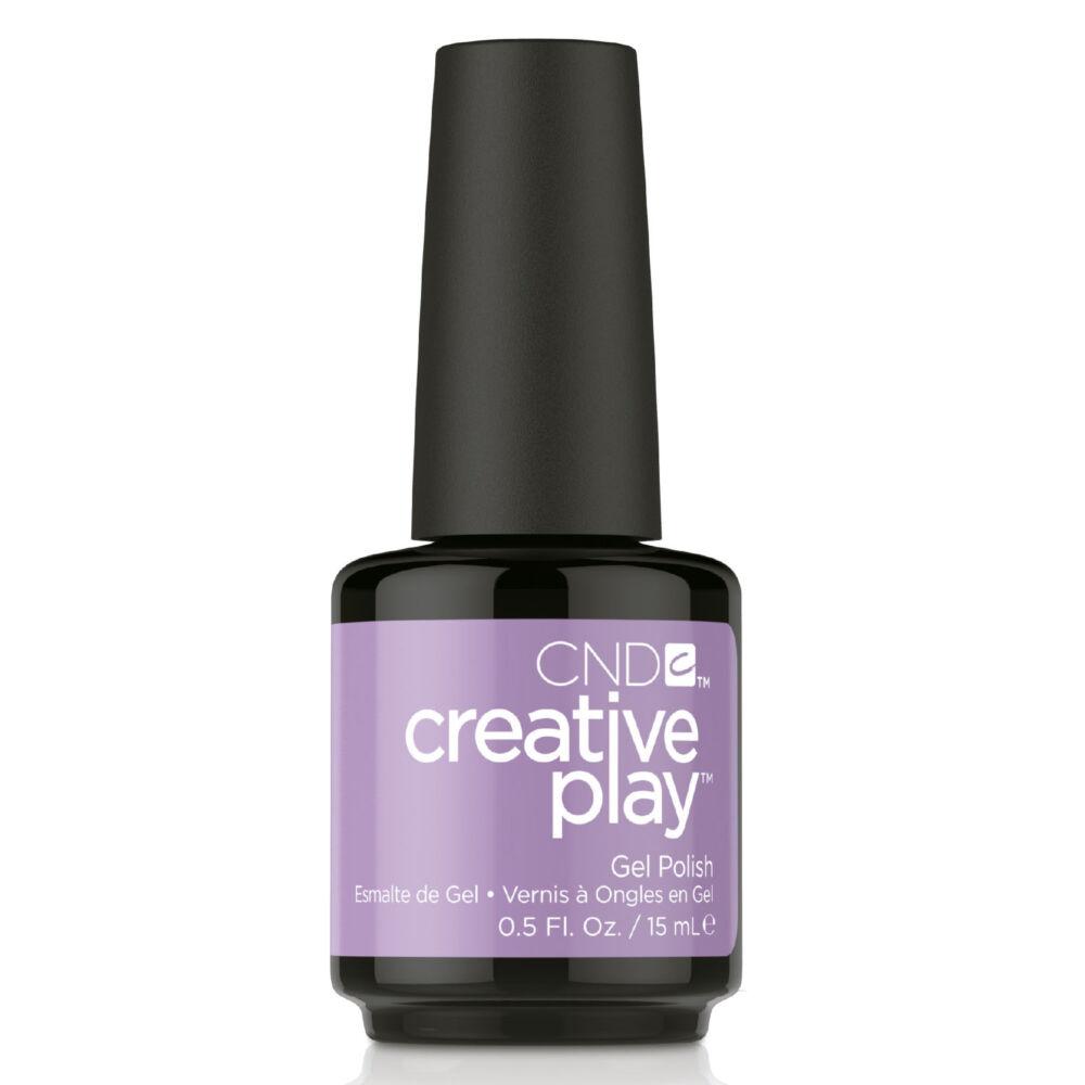 Creative Play Gel Polish gél lakk #443 A Lilacy Story 15 ml