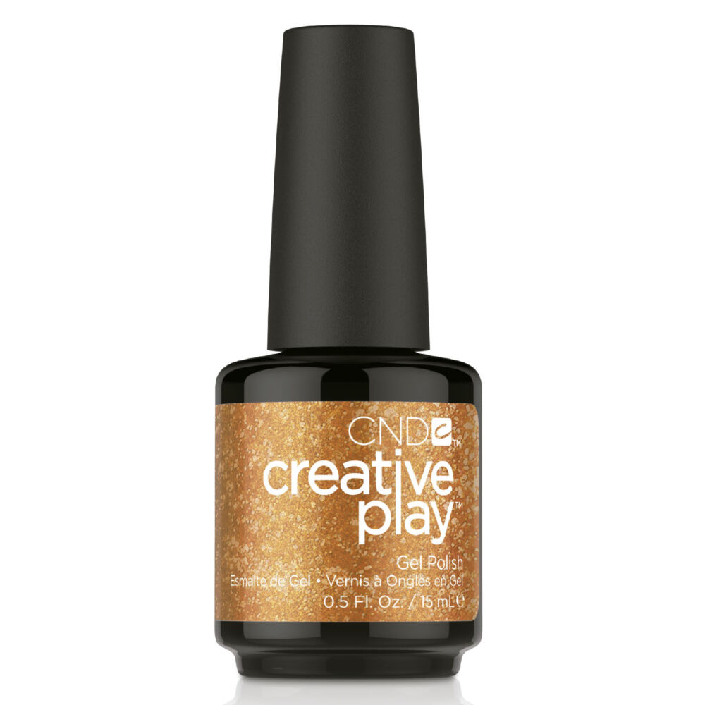 Creative Play Gel Polish gél lakk #420 Lost In Spice 15 ml
