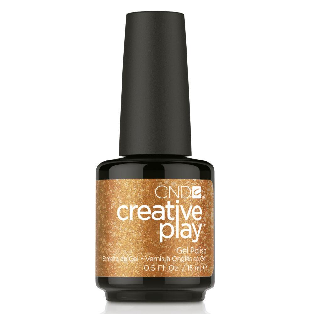 Creative Play Gel Polish gél lakk #420 Lost In Spice 15 ml