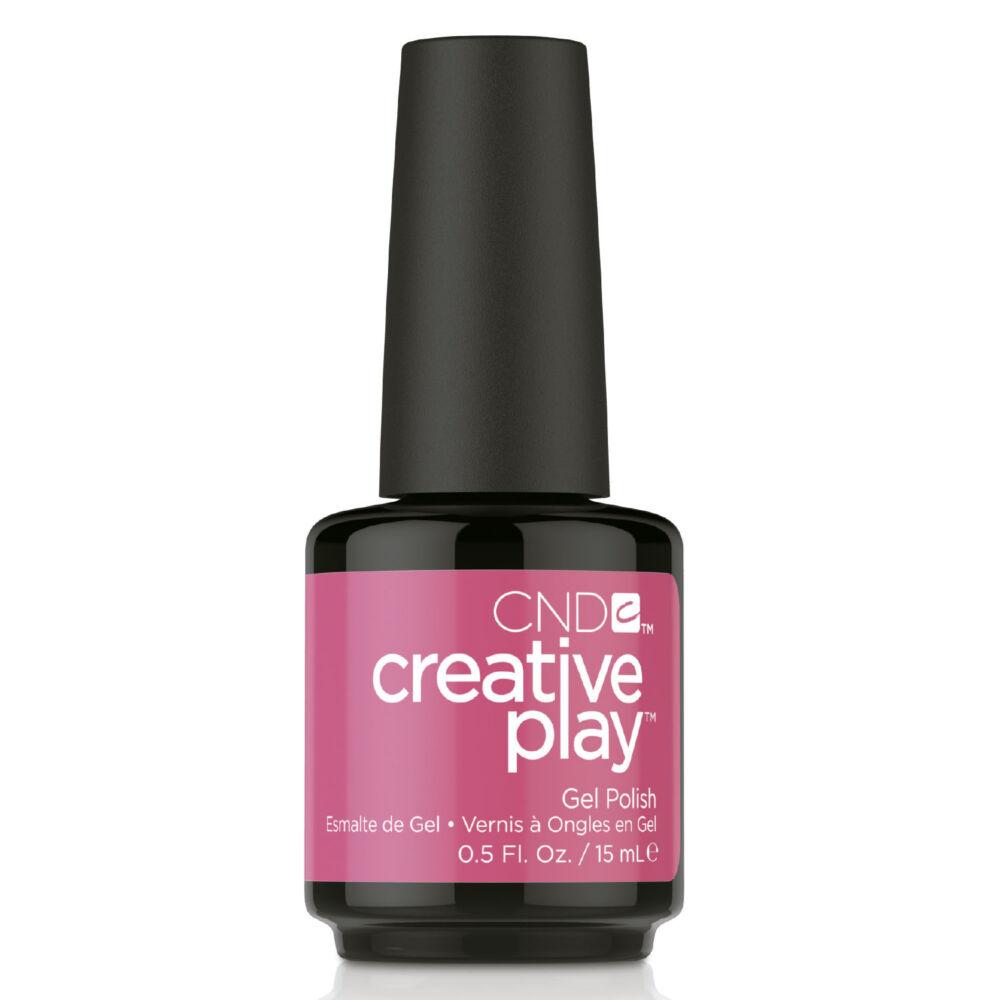 Creative Play Gel Polish gél lakk #474 Peony Ride 15 ml