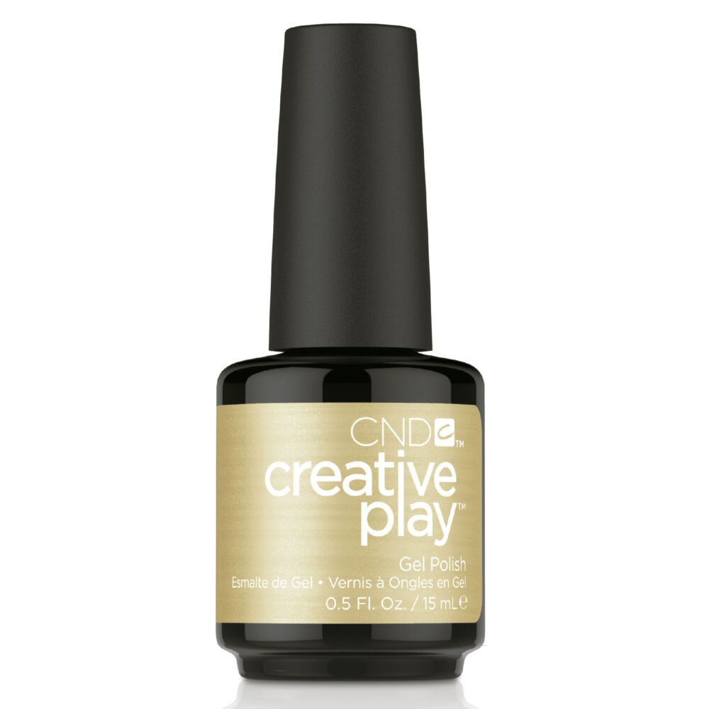 Creative Play Gel Polish gél lakk #464 Poppin Bubbly 15 ml