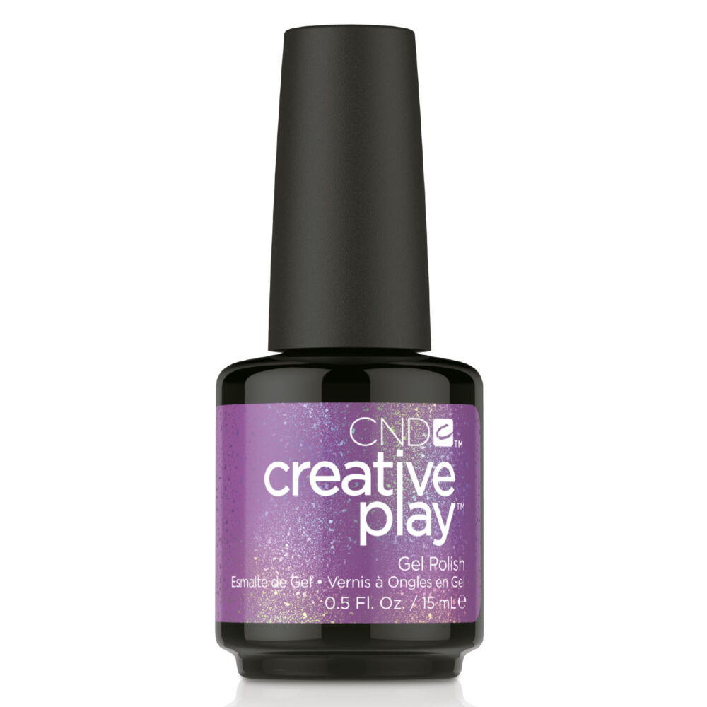 Creative Play Gel Polish gél lakk #475 Positively Plumsy 15 ml