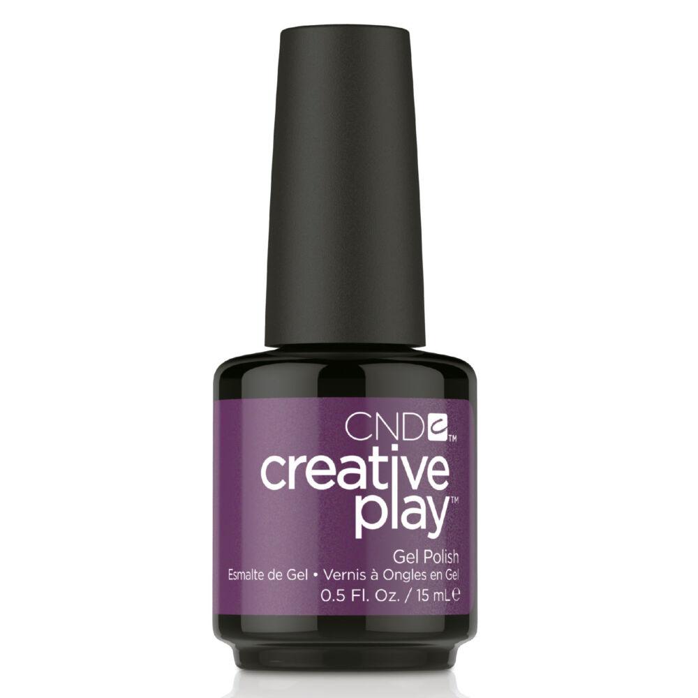 Creative Play Gel Polish #444 Raisin Eyebrows 15 ml