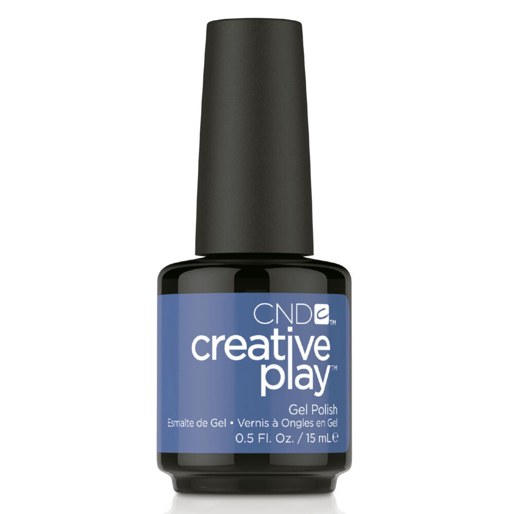Creative Play Gel Polish #454 Steel The Show 15 ml