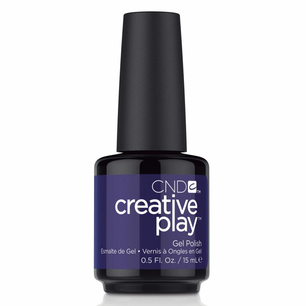 Creative Play Gel Polish gél lakk #511Stylish Sapphire 15 ml