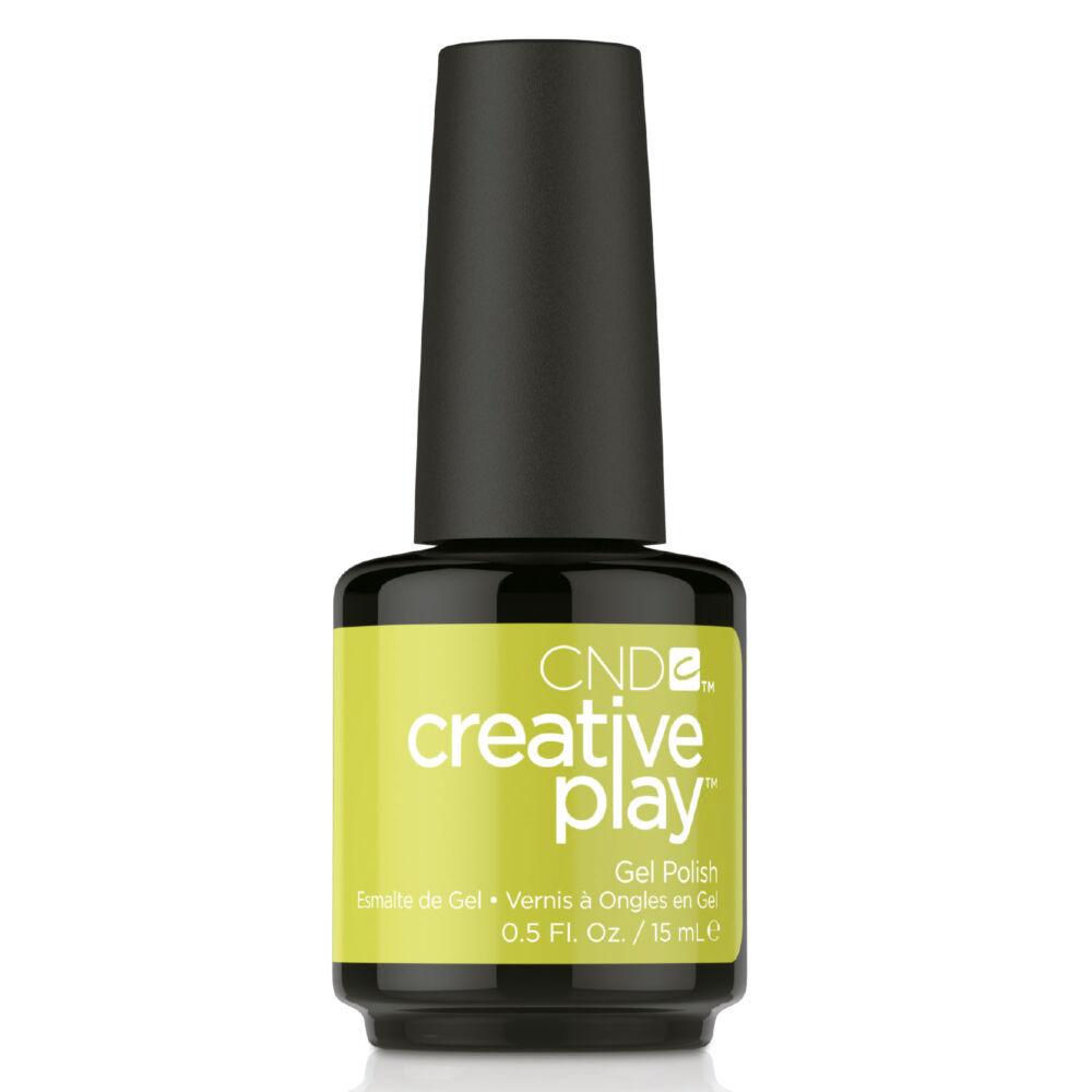 Creative Play Gel Polish gél lakk #427  Toe The Lime 15 ml