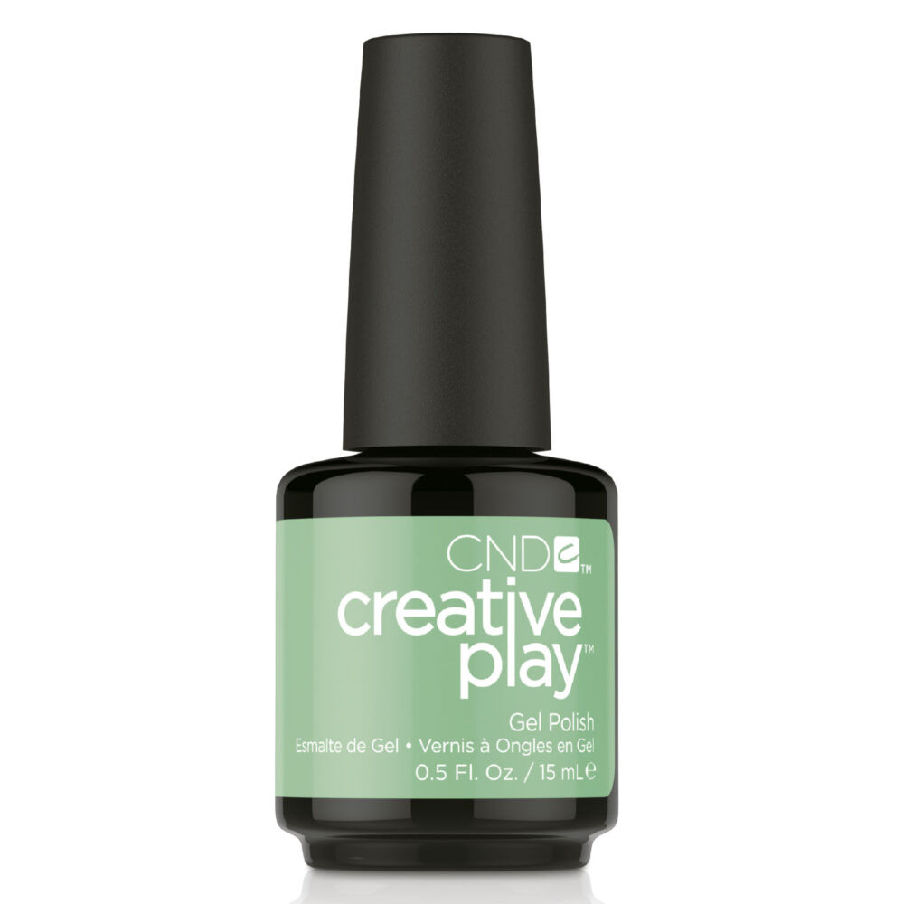 Creative Play Gel Polish gél lakk #428 You've Got Kale 15 ml