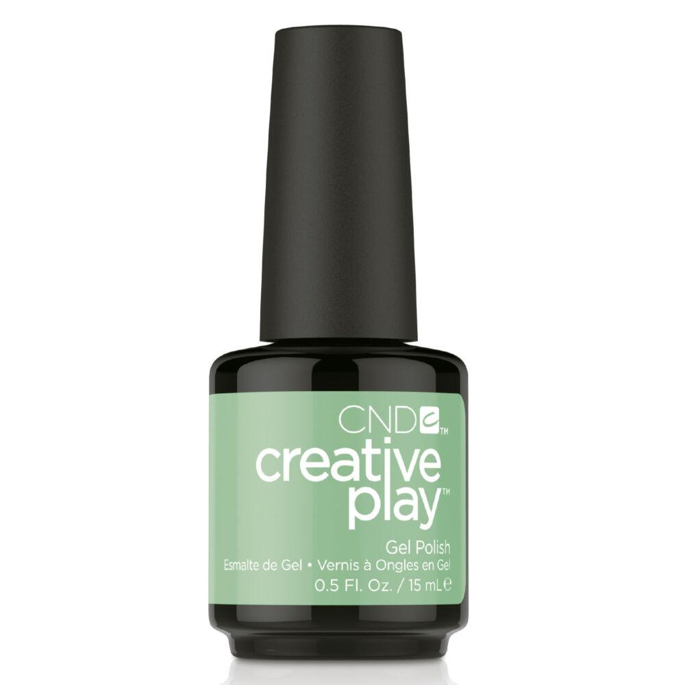 Creative Play Gel Polish gél lakk #428 You've Got Kale 15 ml
