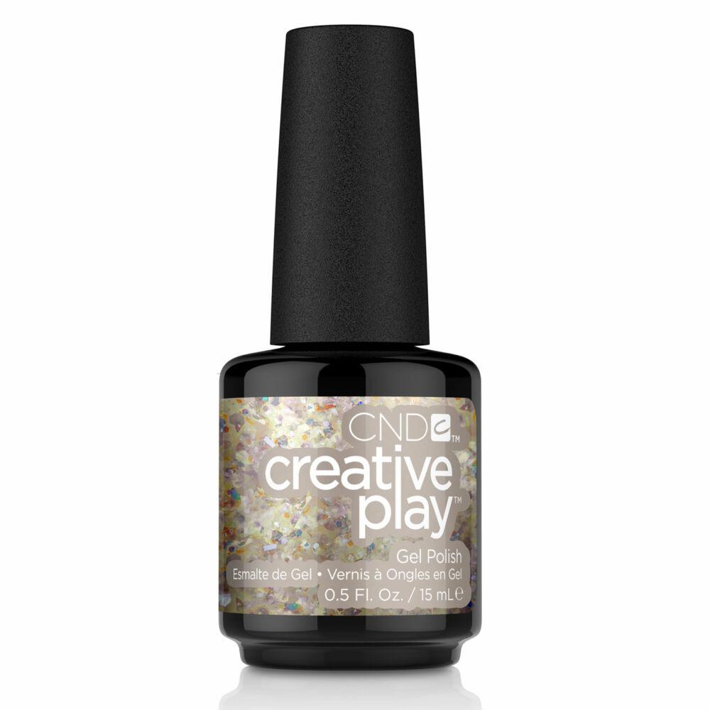 Creative Play Gel Polish gél lakk #522 Zoned Out 15 ml