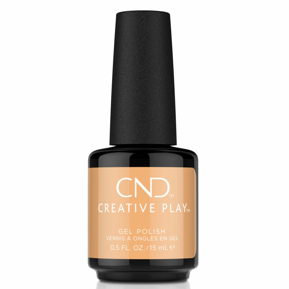 Creative Play Gel Polish #461 Clementine, Anytime 15 ml