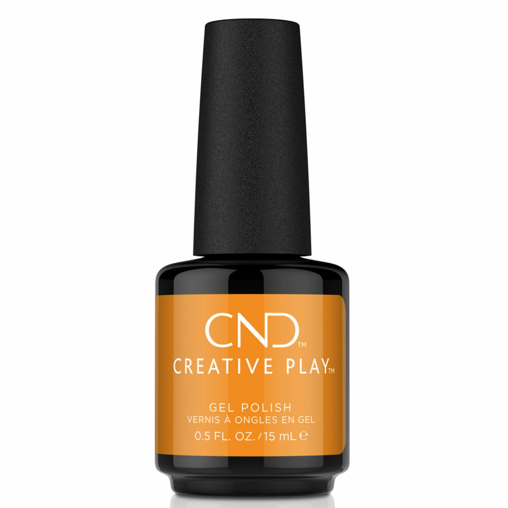 Creative Play Gel Polish #424 APRICOT IN THE ACT 15 ml