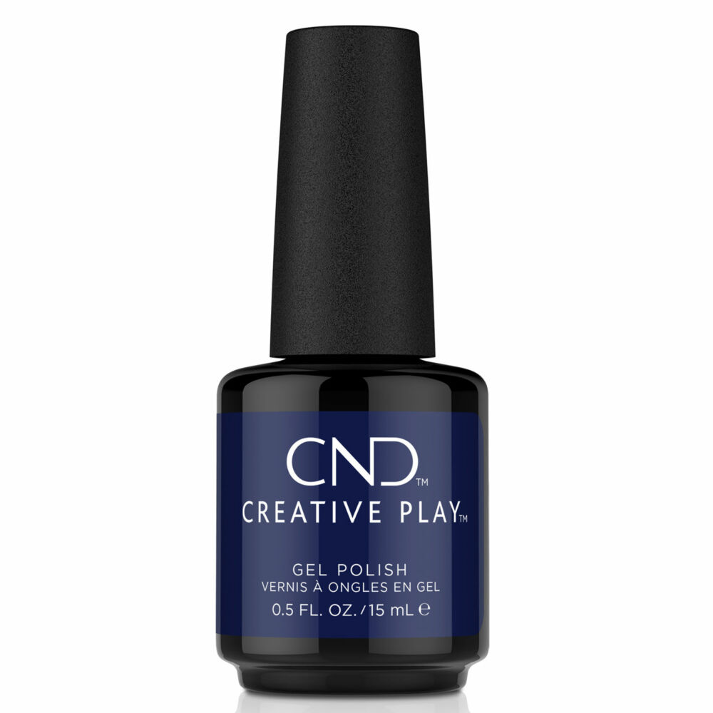 Creative Play Gel Polish #435 NAVY BRAT 15 ml