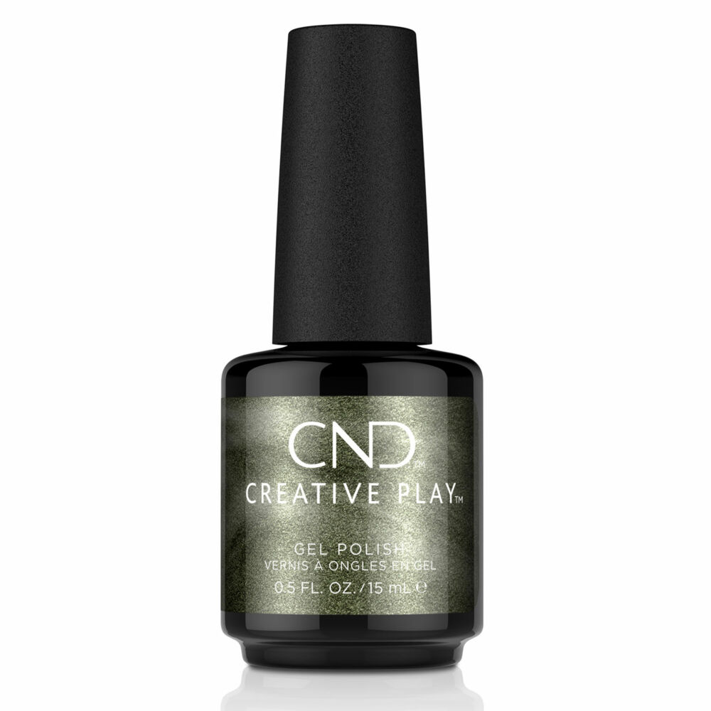 Creative Play Gel Polish gél lakk #433 O-Live for the Moment 15 ml