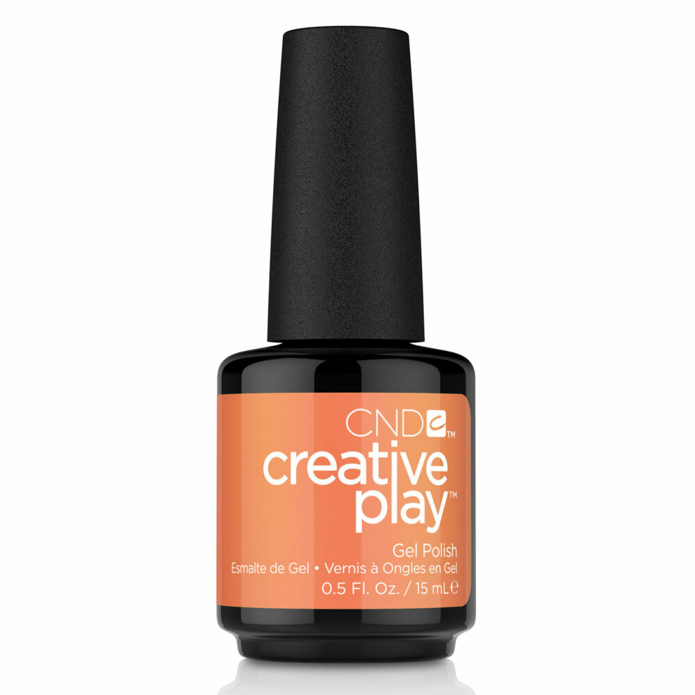 Creative Play Gel Polish gél lakk #517 Fired Up 15 ml