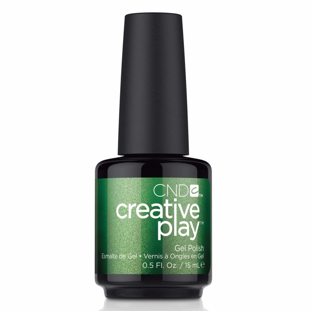 Creative Play Gel Polish gél lakk #514 Jaded 15 ml