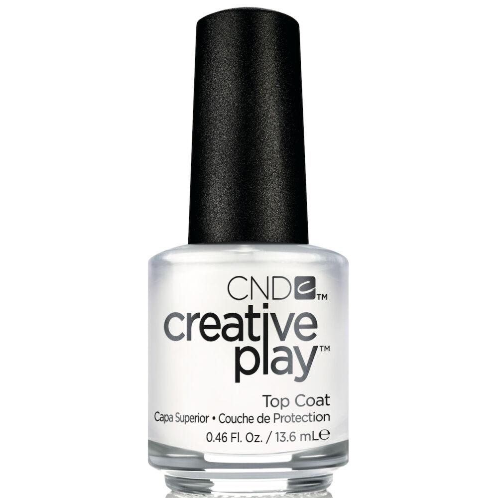 Creative Play TopCoat – fedőfény