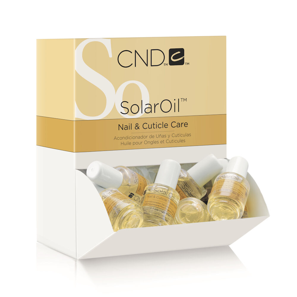 SolarOil™ Display 40 db x  3.7 ml
