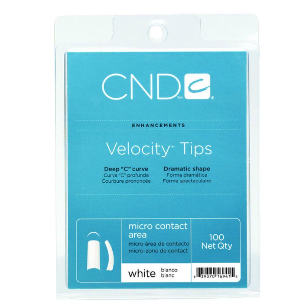 Velocity™ Tip White Micro Contact 100 db