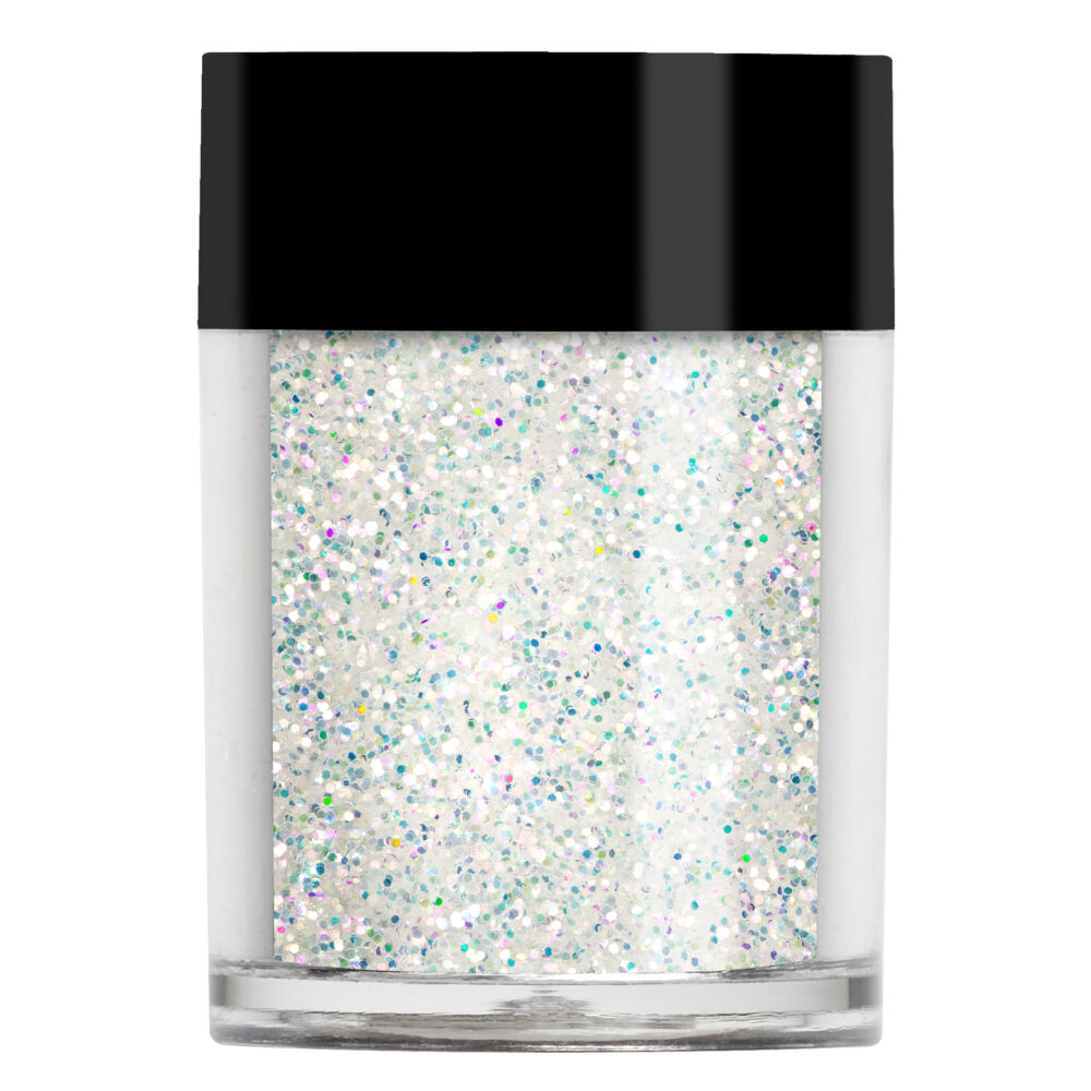 Lecente Chantilly Iridescent Glitter