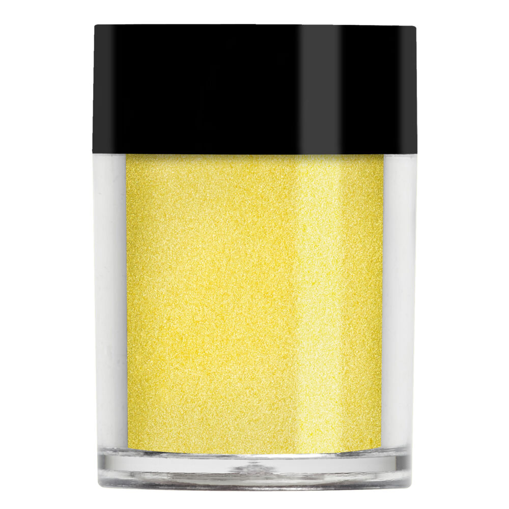 Lecenté Sunburst Yellow Nail Shadow