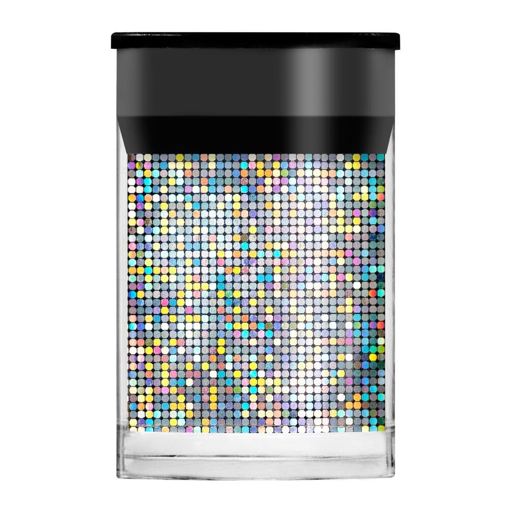 Lecenté Silver Mosaic Fólia