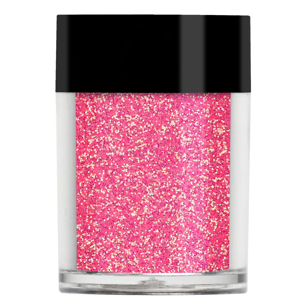 Lecenté Carnation Iridescent Glitter