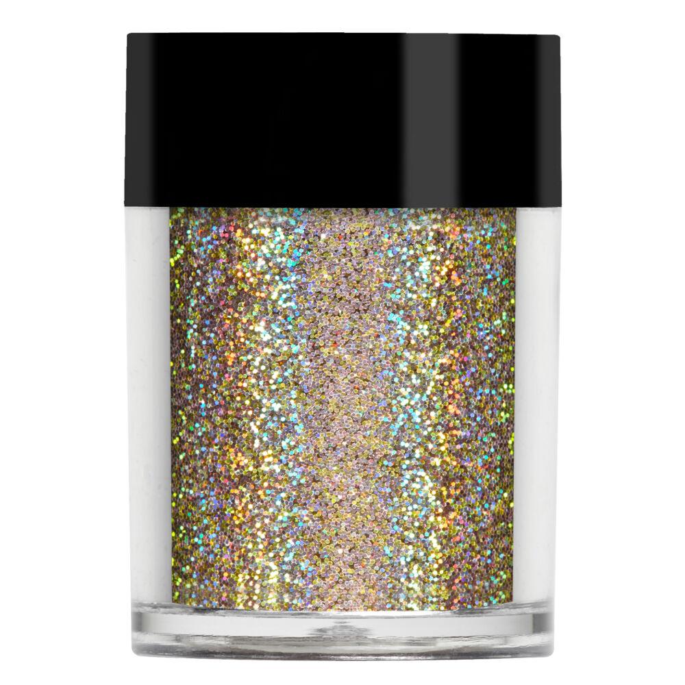 Lecenté Champagne Super Holographic Glitter