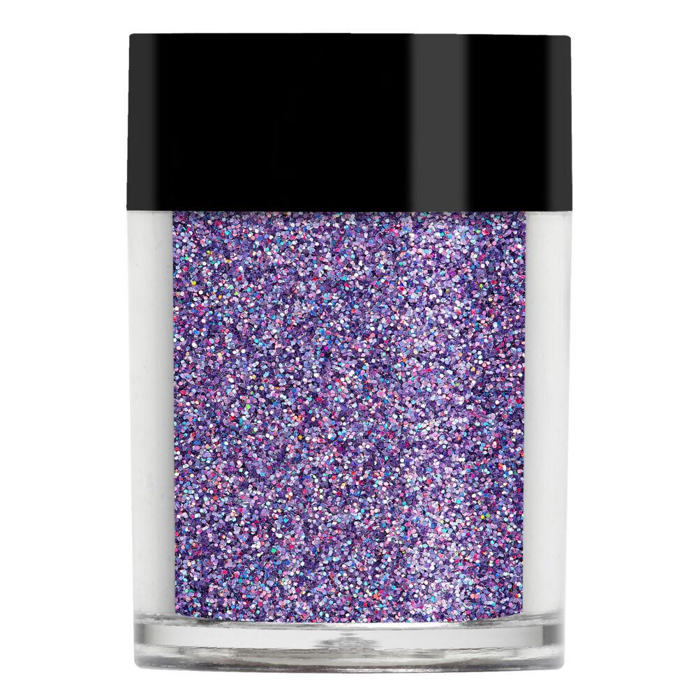 Lecenté Purple Holographic Glitter