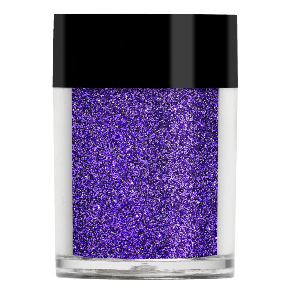 Lecenté Violet Ultra Fine Glitter